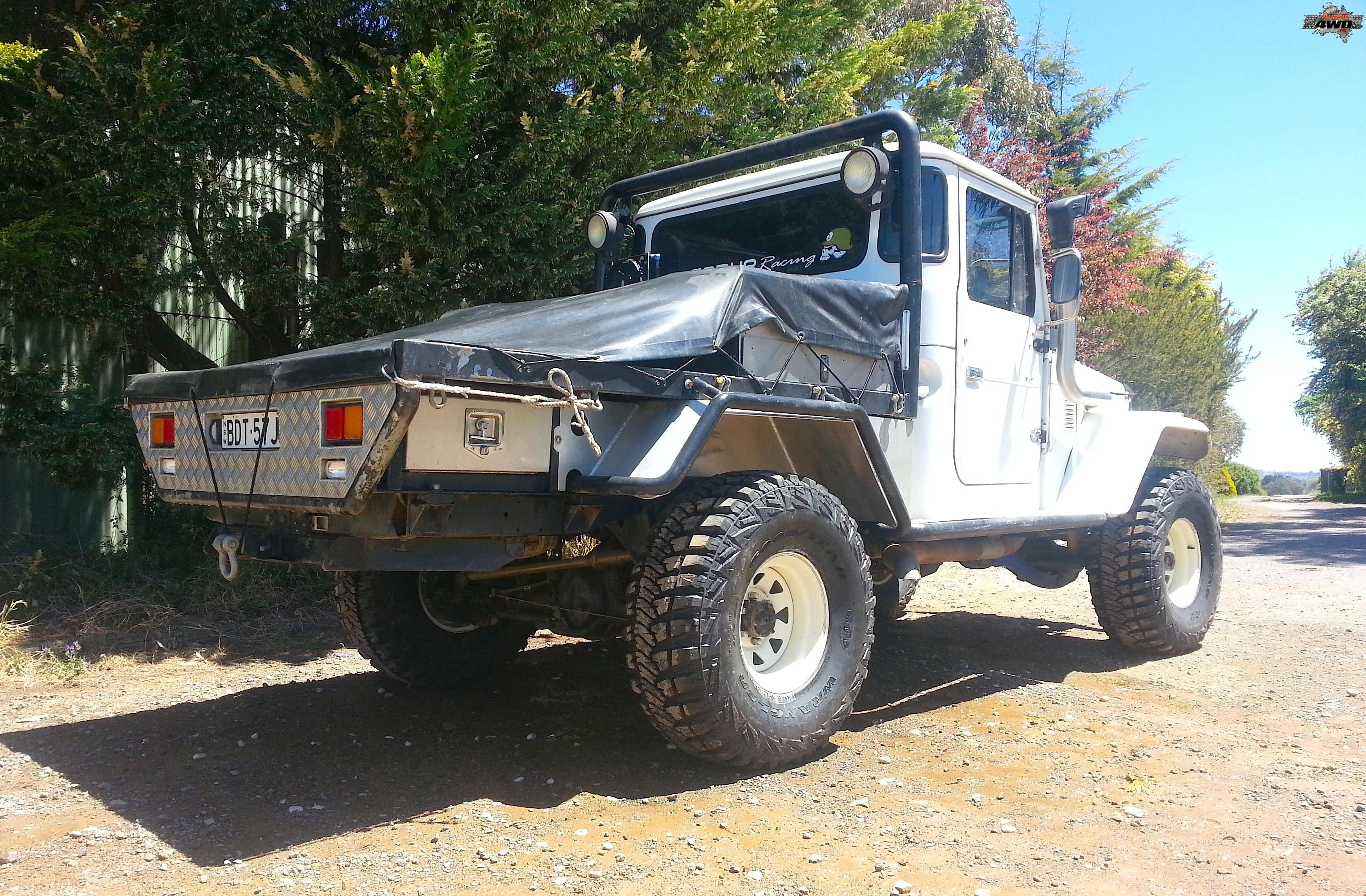 HJ47   Aussie 4WD