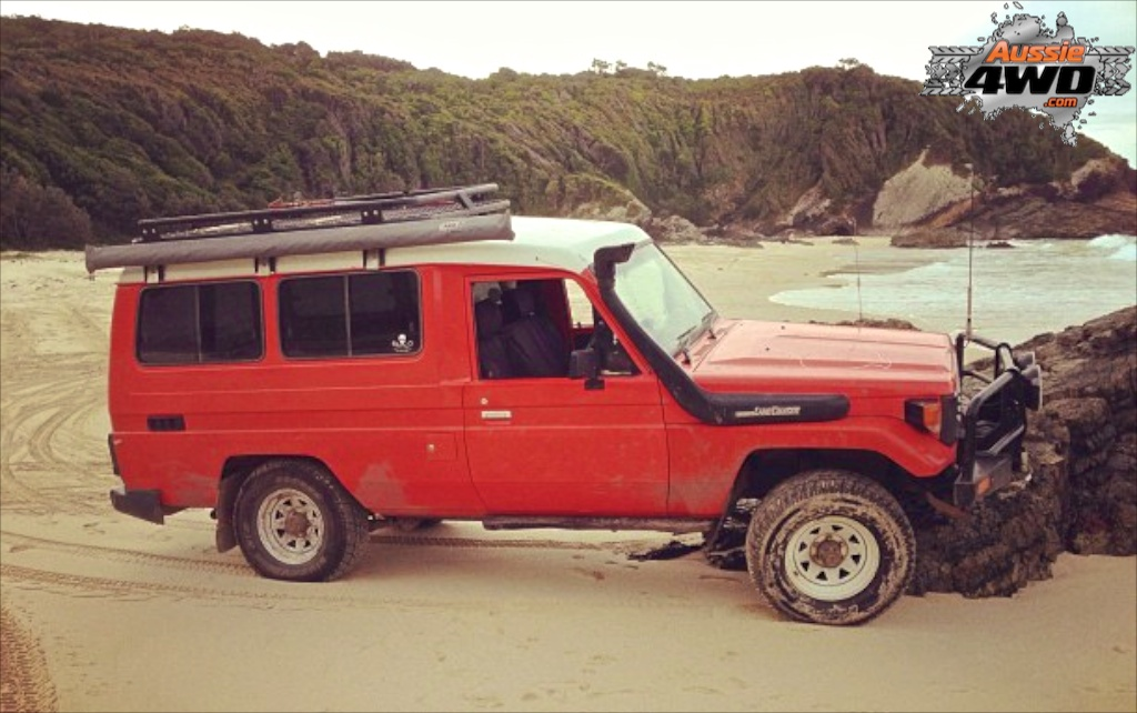 75 Series Troopy | Aussie 4WD